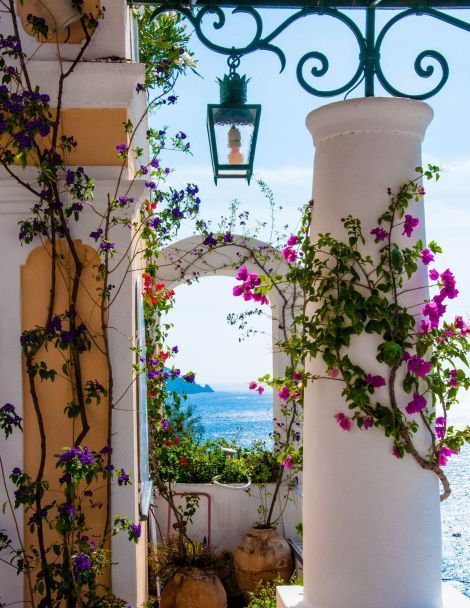 Positano, Amalfi Coast on http://www.exquisitecoasts.com/the-amalfi-coast.html
