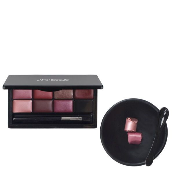 Japonesque kit: create your own lipstick palette