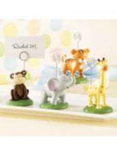 Jungle Animal Place Card Holders-Party City
