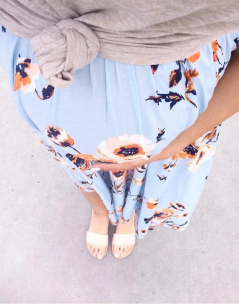 bump style. Cute maternity and pregnancy fashion tipps.