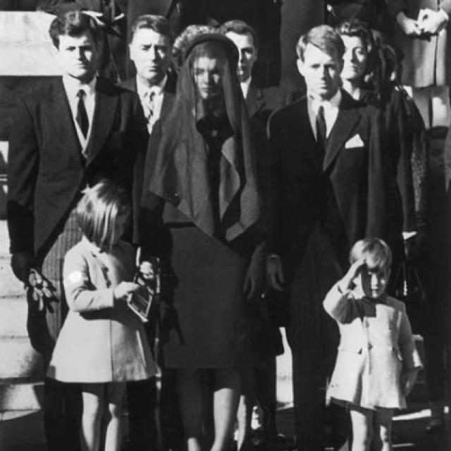 Funeral of John Fitzgerald Kennedy