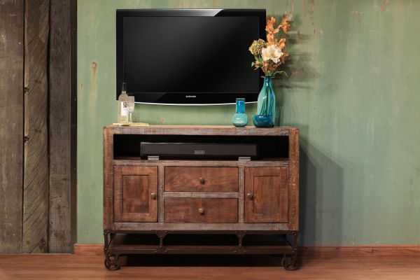 Urban Gold 52-Inch TV Stand