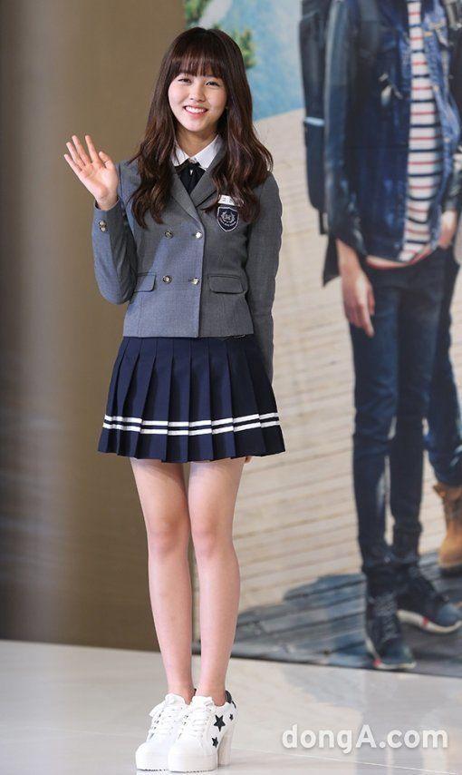 Kim So Hyun School 2015 Fashion T M V I Google Who Are You Kdrama Pinterest Korean