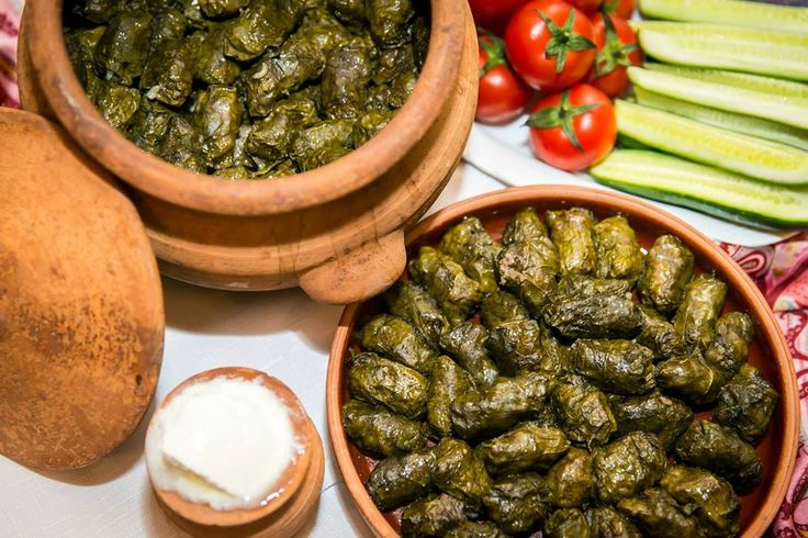 Azerbaijani cuisine dolma the name of the ancient for Azerbaijani cuisine