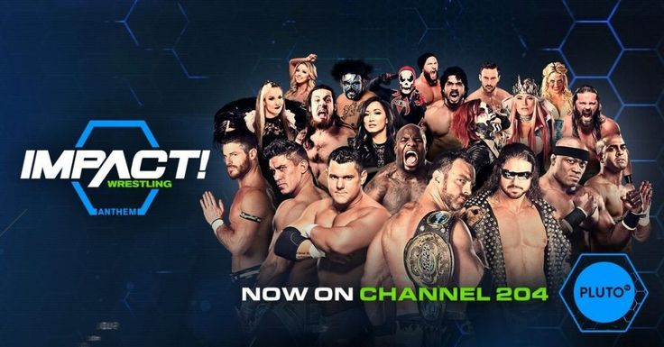 Impact Wrestling 24/7: 24-hour channel wrestling channel debuts on Pluto TV and at Impact Wrestling's own site