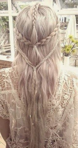How to Chic: MULTI BRAIDS HAIRSTYLES                                                                                                                                                     More