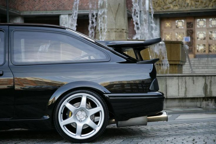 escort rs cosworth sale