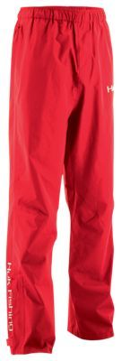 Huk Packable Rain Pants for Men - Red - 2XL