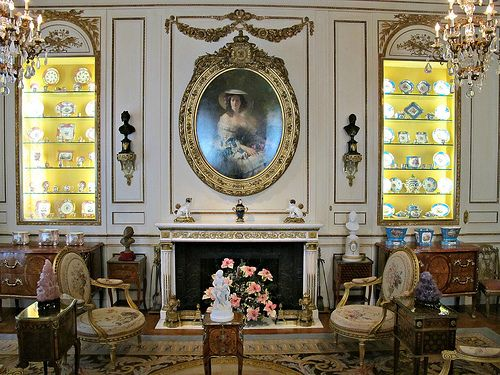 The Home Of Marjorie Merriweather Post In Washington DC Photograph By Roy Kelley And Dolores Photographs