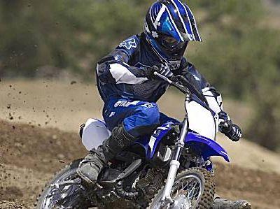 Yamaha TT-R110E 2008 : Ce n'est que pour les enfants! - 100 cm3 - Actualité - Actualités motos - Cross - TT - Yamaha - Caradisiac Moto - Caradisiac.com