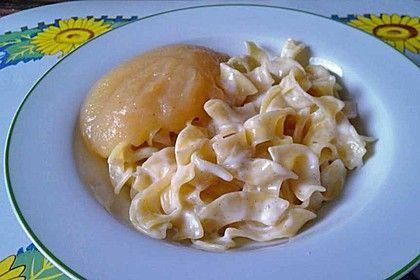 Vanillige Milchnudeln (Rezept mit Bild) von engelmaus   Chefkoch.de