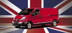 Vauxhall Vivaro Made In Britain