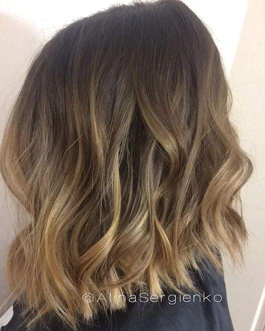 Вот так! Волосы - визитная карточка для каждой девушки, и не важно, длинные они или короткие, светлые или темные. Ваши волосы должны выглядеть ухо... - Елена Сергиенко - Google+