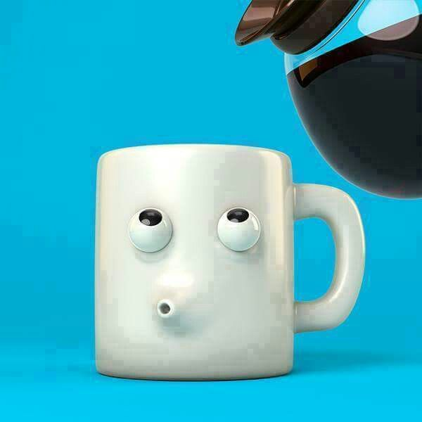 Funny cup