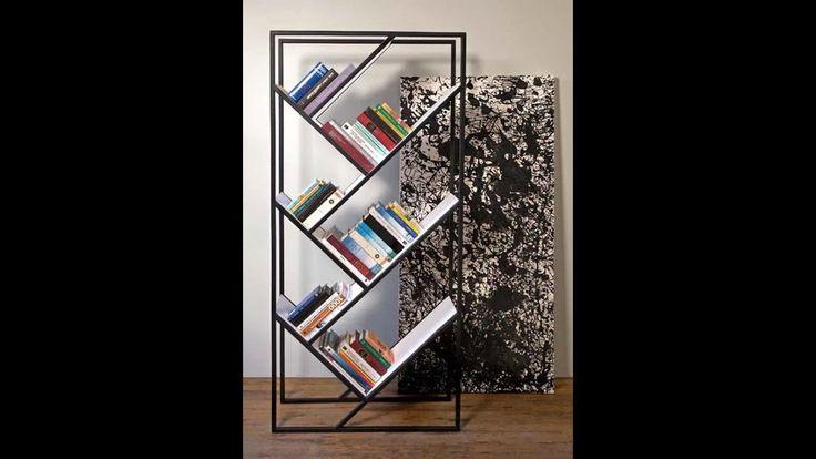 تصميم مكتبة مفرغة الجوانب في Cinema 4d وضبط نسيج الارضية التي تستند عليه Home Decor Decor Furniture