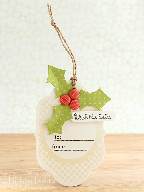 holiday tag