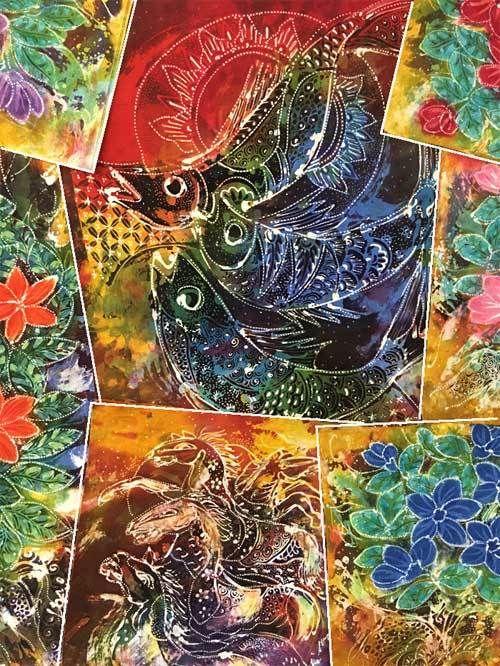 Hari Agung Panels at Artistic Artifacts