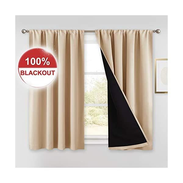 Pony Dance Basement Window Curtains W 52 X L 45 Inches