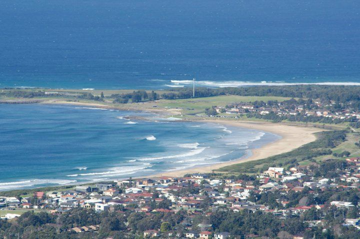 bulli beach australia, used to go there with my parents when I was a kid