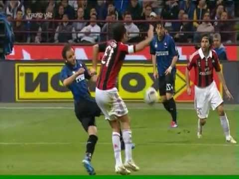 Inter - Milan 4-2 Derby Highlights #IWASTHERE!!!!!!#