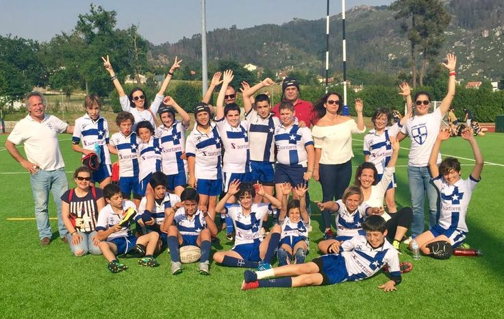 Best Rugby School in the whole universe: SPORT CLUB DO PORTO - sub14