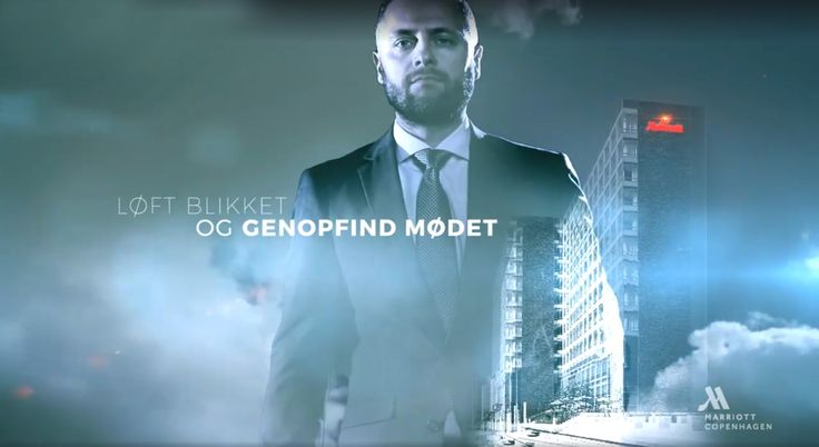 Brokop.com; A double exposure screenshot, from a video production i did for the Marriot hotels fascinating meeting concept; 'Meetingsimagined', where everything is possible
