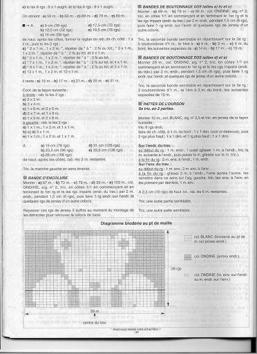 phildar Layette 401 - Silvina Verónica Gordillo - Álbumes web de Picasa