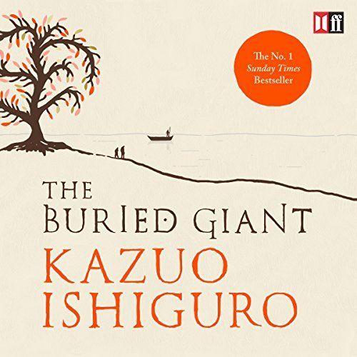 49/52 Kazuo Ishiguro - The burried giant (audiobook) ****