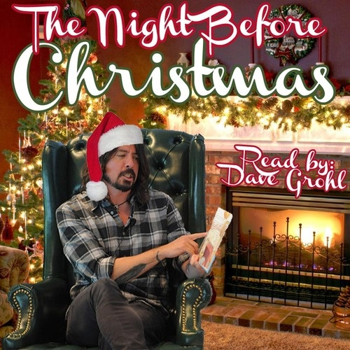 The Night Before Christmas Foo Fighters And All Things