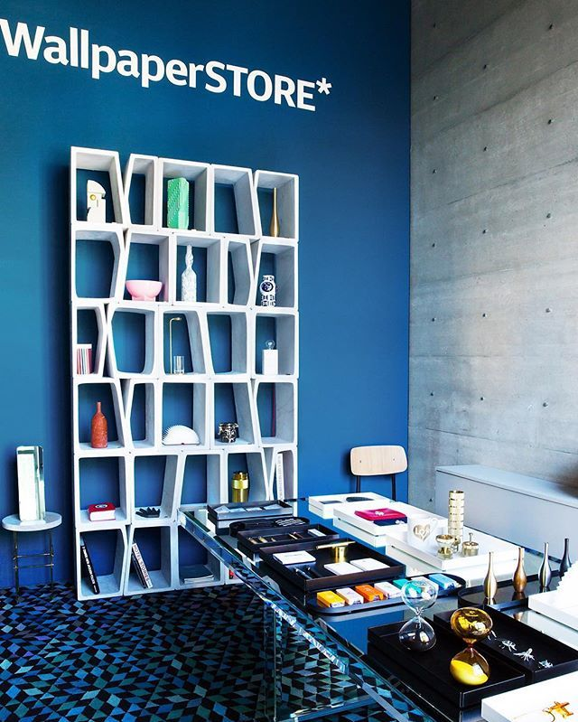 Swing by @store.wallpaper's pop-up space at Piazza Arcole 4 and bring home a slice of refined design from Milan. #salonedelmobile #WallpaperSTORE #design  via WALLPAPER MAGAZINE OFFICIAL INSTAGRAM - Fashion Design Architecture Interiors Art Travel Contemporary Lifestyle