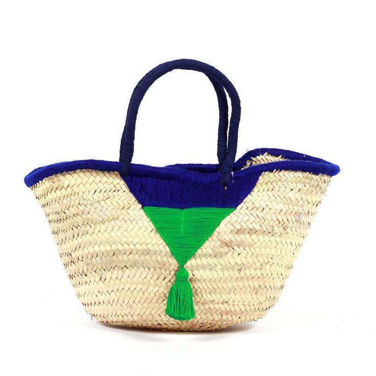triangle basket