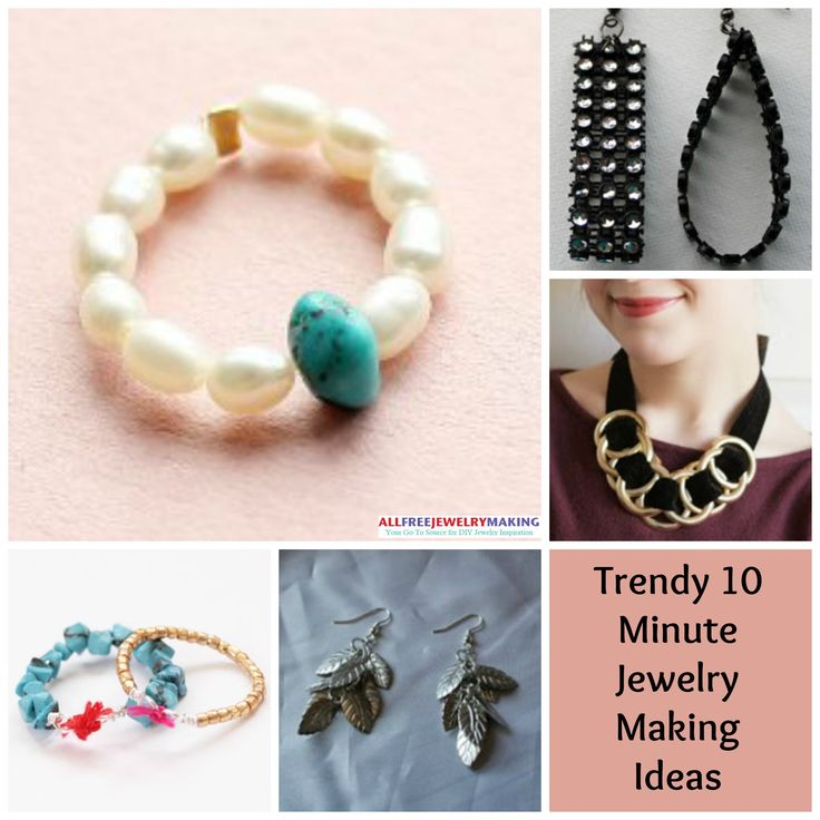 Best Beginner Jewelry Tutorials Images On Pinterest Jewelry