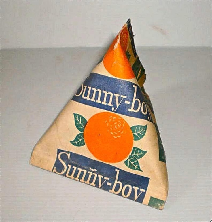 Good old Sunny-Boy - pop em in the freezer and you have an instant Aussie summertime classic!! :) #nostalgia
