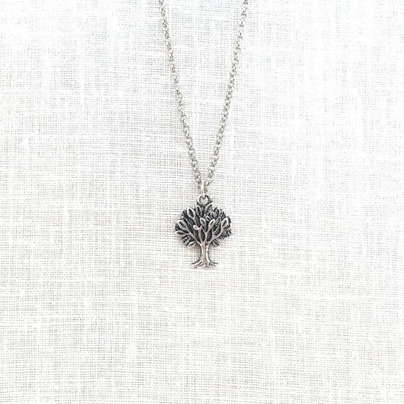 Gift for Sister Jewelry Tree Necklace Best Friend by UrbanClink