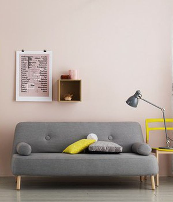 How To Decorate With The Color Pink In Home Benjamin