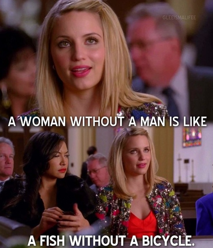 My new quote to live by <3 Leave it to Quinn to tell it like it is ;)