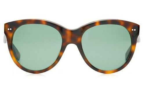 Oliver Goldsmith Manhattan c.Dark Tortoiseshell Sunglasses sunglasses, Oliver Goldsmith sunglasses,  designer sunglasses at Boston Magazine Best of Boston Eyeglasses - VizioOptic.com. Get women's sunglasses, men's sunglasses, polarized sunglasses, sport sunglasses, fashion sunglasses, prescription s