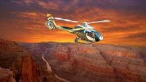 Grand Canyon West Rim Deluxe Sunset Helicopter Tour, Las Vegas, Helicopter Tours