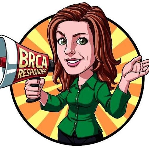 """@BRCAresponder interview on new @brcafndn #podcast series """"Positive Perspectives"""" Amy Byer Shainman is a BRCA mutation carrier and social media hereditary cancer awareness advocate known as & the #BRCA responder."""