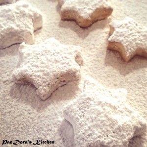 Greek x-mas cookies!