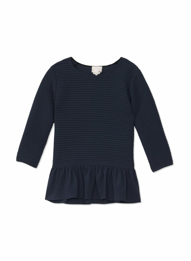 Le Fou by Wilfred Bayard Blouse, now available at Aritzia.com.