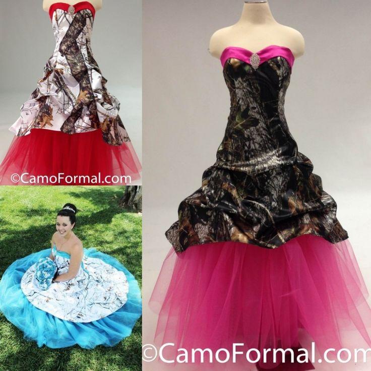 >> Click to Buy << Custom Made Colored 2017 Camo Wedding Dresses Ball Gowns Sweetheart Satin Corset Vestidos de Novia Custom Plus Size Bridal Dress #Affiliate