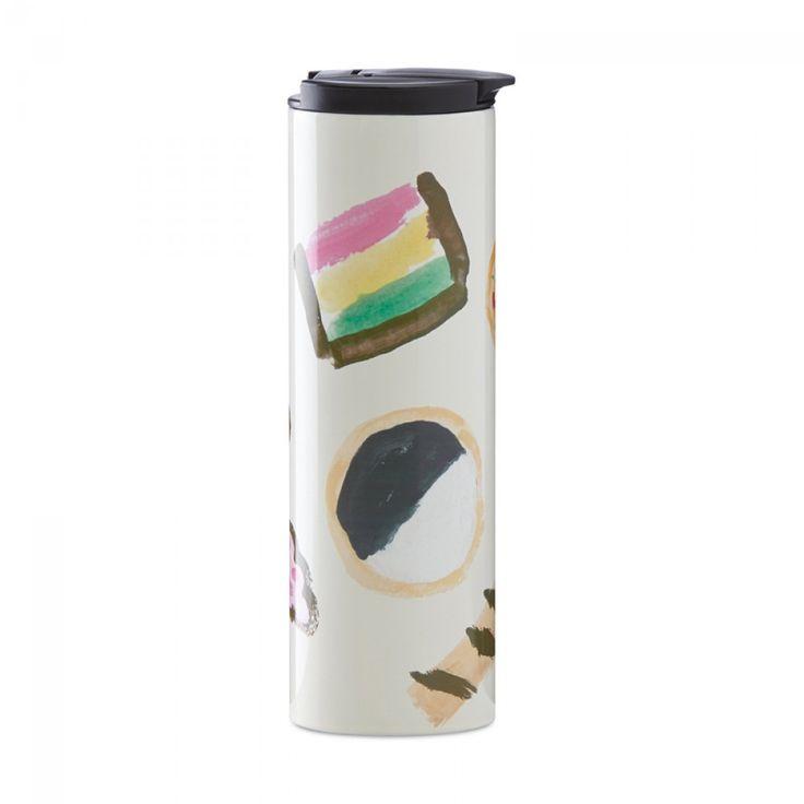 Kate Spade New York® Cookies Stainless Steel Tumbler | ECS Coffee Inc.  - Canada's Single Serve Coffee, Keurig® K-Cup®, Tassimo®, Nespresso®, & Kitchen Store