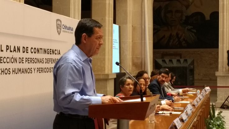 Estamos obligados a adoptar todas las medidas extraordinarias para proteger a defensores y periodistas: Campa Cifrián | El Puntero