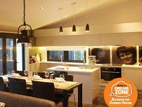 Dream Zone - Mitre 10 - Black Orange - Week 7 Kitchen