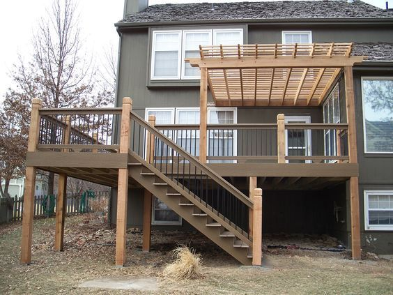 Second Story Deck Ideas for Your Backyard – Jody Carson