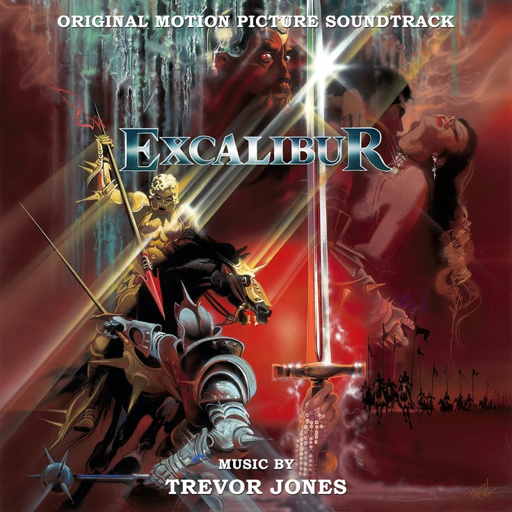 excalibur soundtrack
