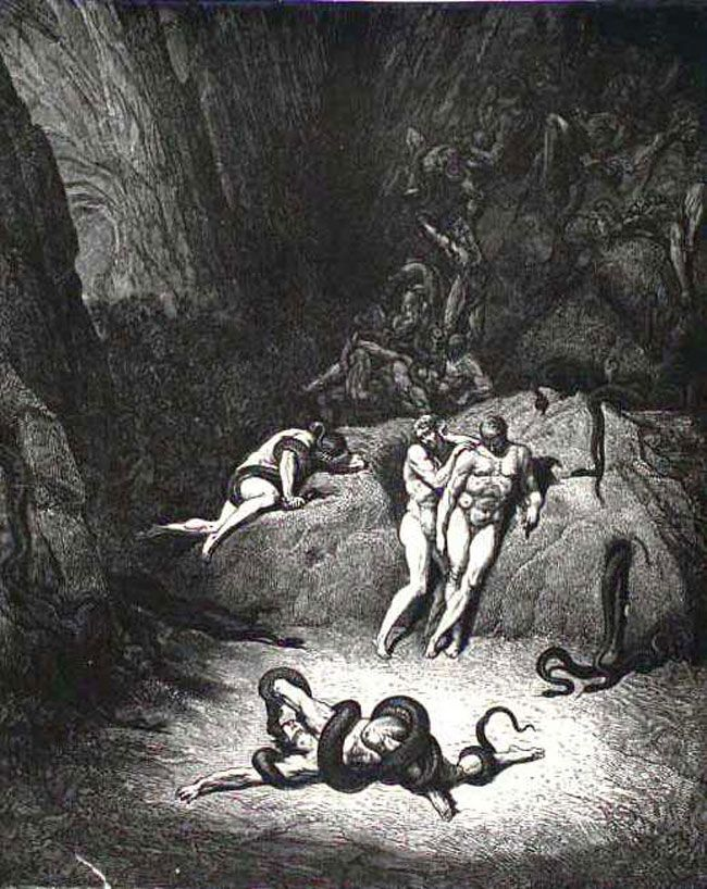 the love story of francesca and paolo in canto v of dantes inferno Dante's inferno canto 1 lines 1-12 midway in our life's dante/italy lost his âmoral wayâ love story: dante in art gustave dore paolo and francesca.