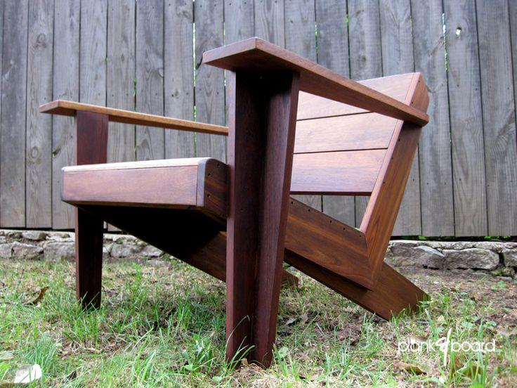Modarondack   Modern Adirondack Chair By Ben Robinson