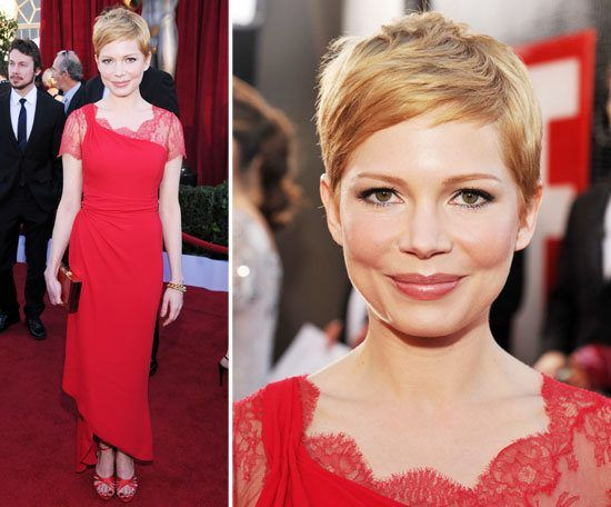Adorable Michelle Williams!